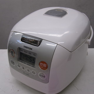 新生活!4860円 東芝 5,5合炊き 炊飯器 2014年製