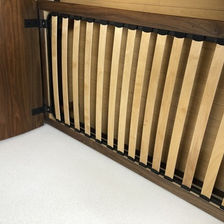 無印のベッドセット