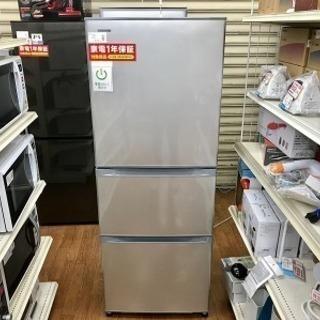TOSHIBAの3ドア冷蔵庫