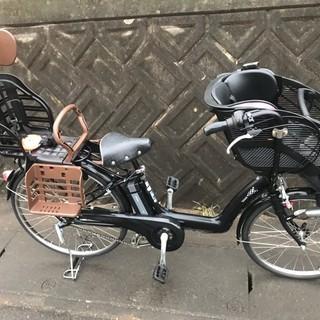 261電動自転車 ブラック ブリジストン アンジェリーノ