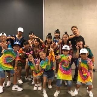 キッズHIPHOPダンス超入門クラス【未経験者向け】生徒 大募集☆