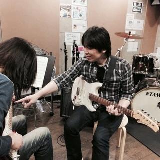 「からすやまギター教室」京王線千歳烏山駅から徒歩5分のギター教室...