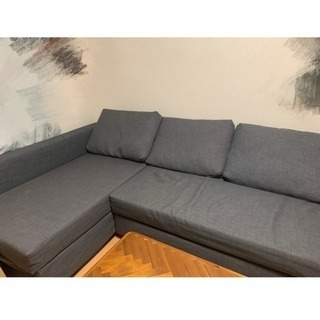 IKEA FRIHETEN ソファーベッド 定価59,990円