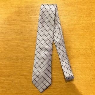 【美品】カルディアーネ シルク 100% ネクタイ