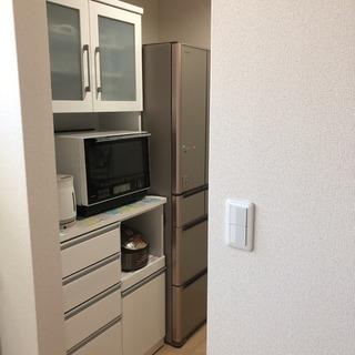 1年使用  1台限り 半額 50%以上オフ ニトリ キッチンボード...