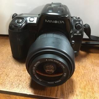 MINOLTA カメラ セット