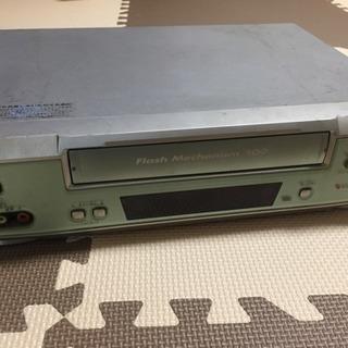 SANYOビデオテープレコーダーあげます。