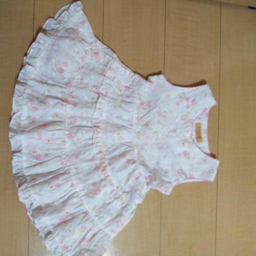 91fdd9d231f7d 女の子ワンピース90 (まぉ) 小岩のキッズ用品《子供服》の中古あげます ...