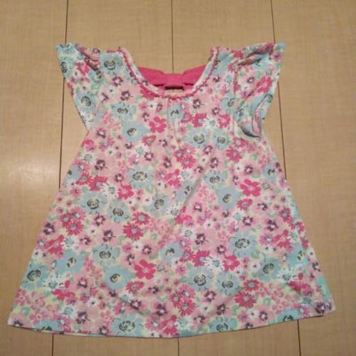 19f84ef3c409a 女の子カットソー、ワンピース90~100 (まぉ) 小岩のキッズ用品《子供服 ...