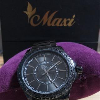 maxi  腕時計 ハワイアンジュエリー クローチェ高崎