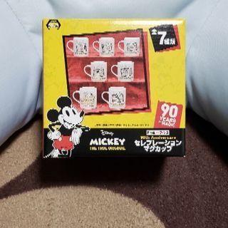 ミッキーマウス 90周年セレブレーションマグカップ