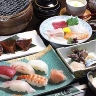祇園の寿司屋でホールスタッフ募集 - アルバイト