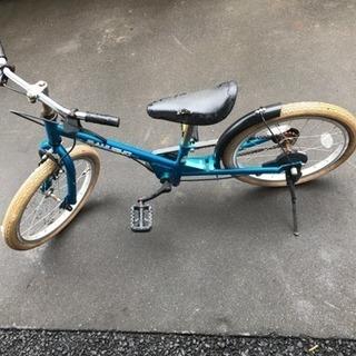 ラクショーライダー18インチ自転車