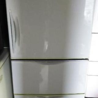 サンヨー 4ドア冷蔵庫 自動製氷機能 415L