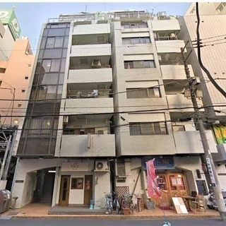 貸事務所 TVインターホン・トイレ・ミニキッチンあり!【横浜駅 徒...