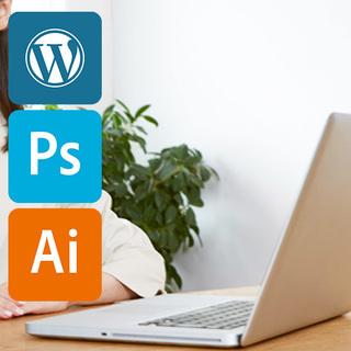 ホームページ制作やPhotoshop等のデザイン等教えます