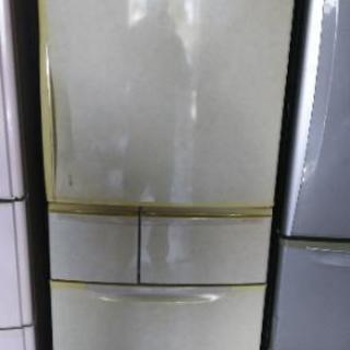 サンヨー 5ドア冷蔵庫 自動製氷機能 401L