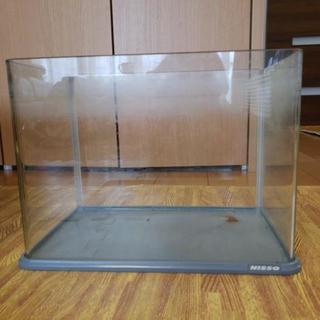 観賞魚用 曲面ガラス水槽④