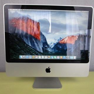 Apple iMac 20インチ中古PC 、A1224 お安くお...
