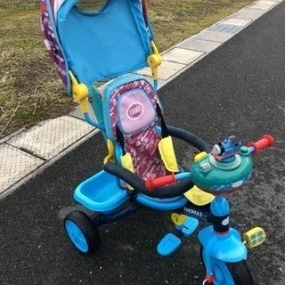 トーマス 三輪車