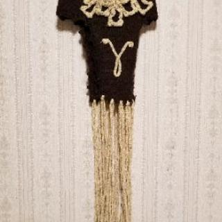 中古品  毛糸の帽子