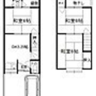 家賃8.5万円。周辺にコンビニ、スーパー、ドラッグストア有り
