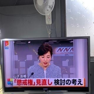SONY 46型フルハイビジョン液晶テレビ