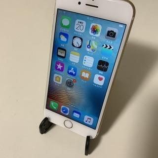iPhone6S 64GB ゴールド ソフトバンク 判定〇