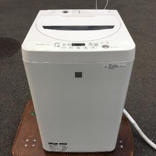 💕【取付無料】限界突破価格‼️シャープ 4.2kg 洗濯機 2016年製