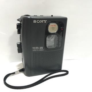 整備済 SONY カセットレコーダー