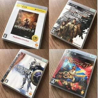 ps3 ps2 Wii U ソフト 中古