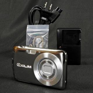 c9fe70a07a CASIO デジタルカメラ EXILIM EX-Z1 シルバー Used