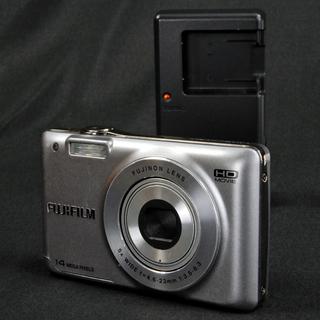 FUJIFILM デジタルカメラ FinePix JX500 光学...