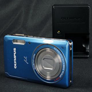 OLYMPUS デジタルカメラ μ-5010 1400万画素 光学...