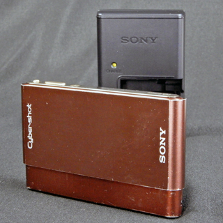 SONY デジタルカメラ Cybershot T77 1010万画...
