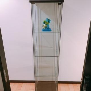 IKEA ガラスコレクションケース - 売ります・あげます