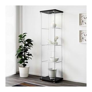 IKEA ガラスコレクションケース