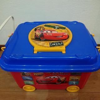 ★再値下げしました★ カーズ おもちゃ箱