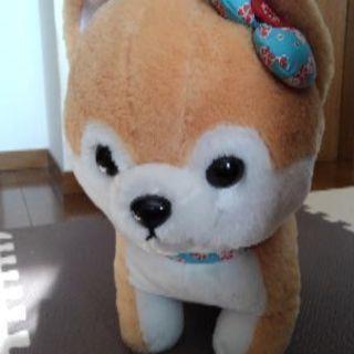 【美品】ぬいぐるみ 柴犬 大きい