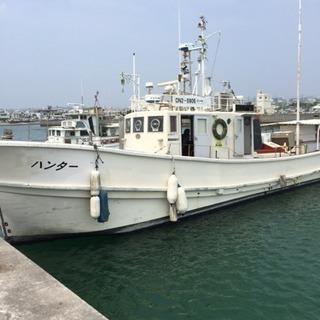 漁船:19.98t/即操業可*(交渉中)