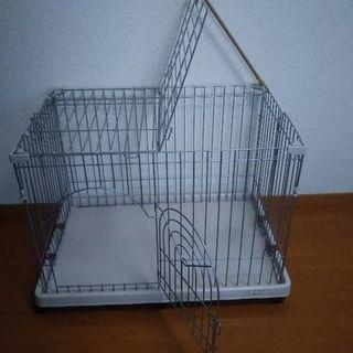 小型犬  猫用 アイリスオーヤマ製  ペット用ケージ