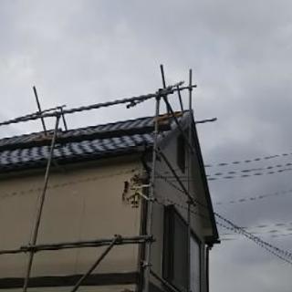 屋根工事  塗装工事 その他工事(未経験者大歓迎)