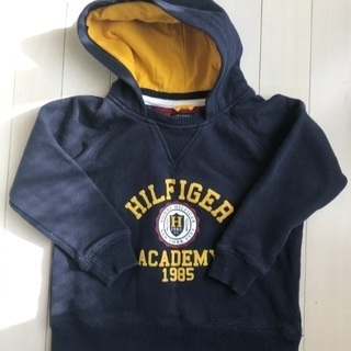 TOMMY HILFIGER フード付きパーカー size4