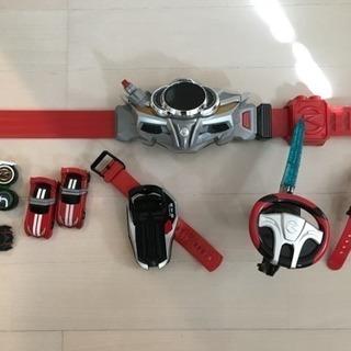 仮面ライダードライブ DXドライバー シフトブレス ハンドル剣 ...