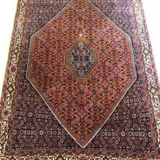 ペルシャ絨毯 ビジャー産 167×120cm