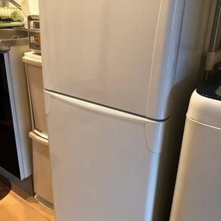 東芝冷蔵庫あげます!