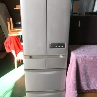 格安売り切り価格!415リットル冷蔵庫
