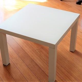 ニトリ ローテーブル テック HNT-55 ホワイト