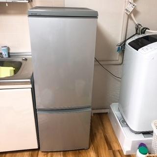 シャープ 2007 165l 冷蔵庫