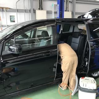 未経験者歓迎★自動車車内清掃・洗車★主婦の方も活躍中!